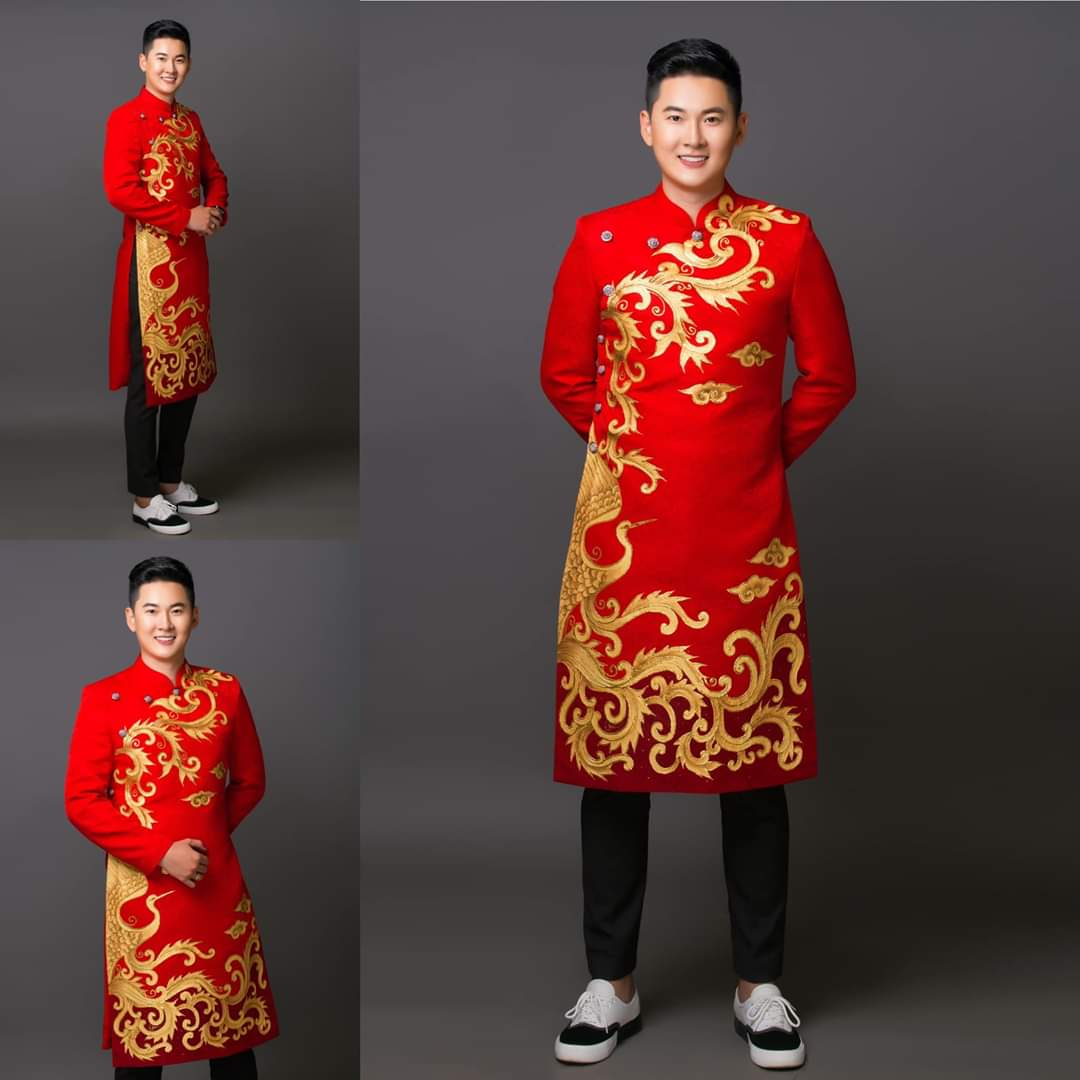 ao dai cach tan chu re